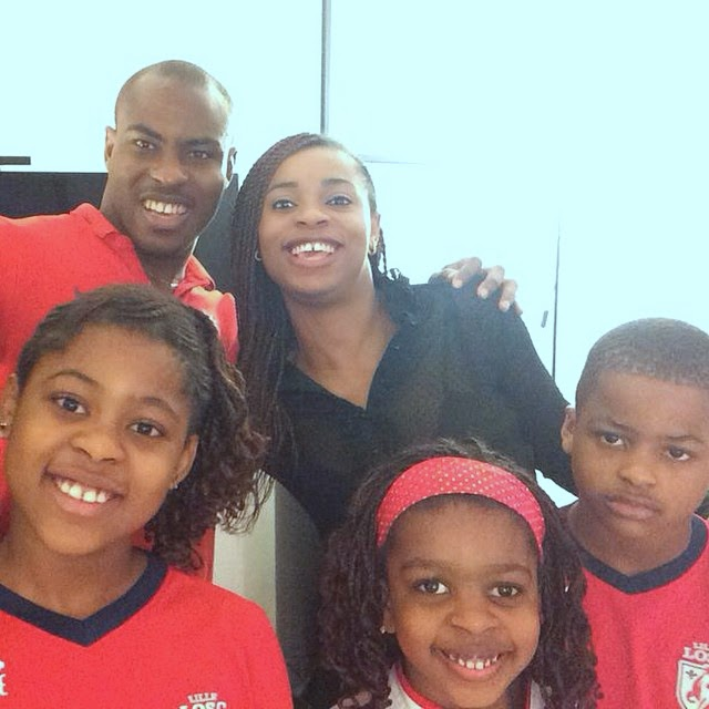vincent enyeama family