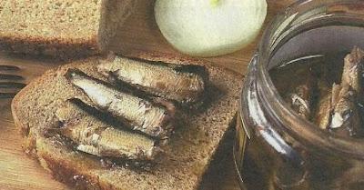 Рецепт приготовления шпрот по домашнему