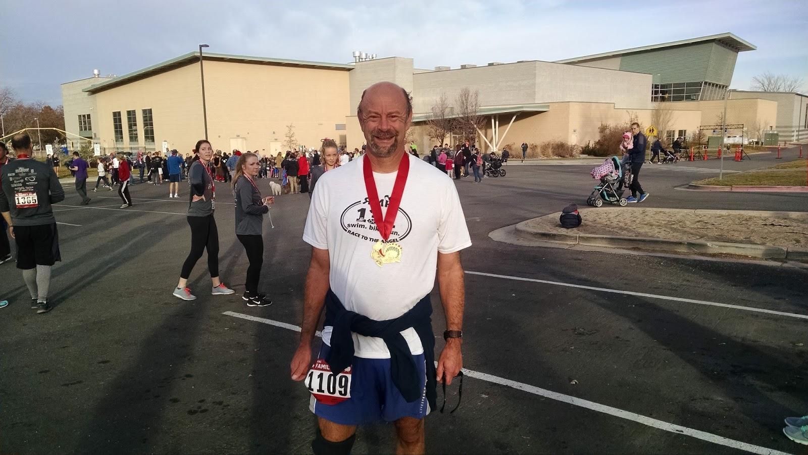Running on Eddie: 2017 South Davis Recreation Center