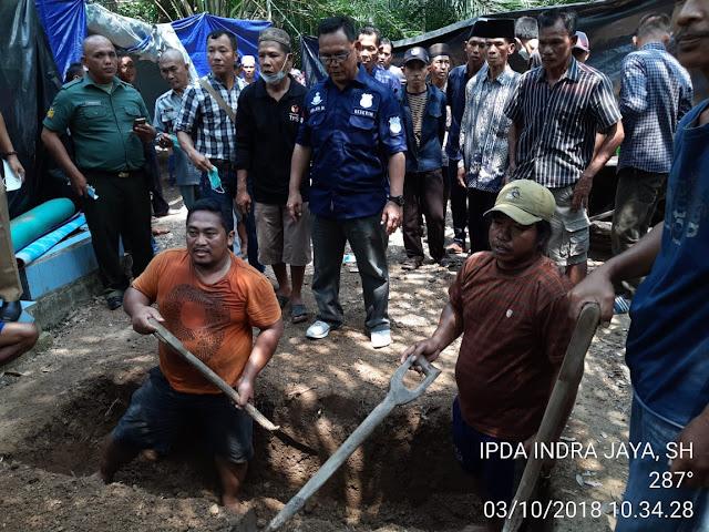 Lakukan Otopsi, Kepolisian Kumpulkan Bukti Baru Atas Kasus Pembunuhan Ibu Hamil di Sanga Desa