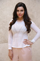 Kyra Dutt in Tight White Top Trousers at Paisa Vasool audio success meet ~  Exclusive Celebrities Galleries 021.JPG