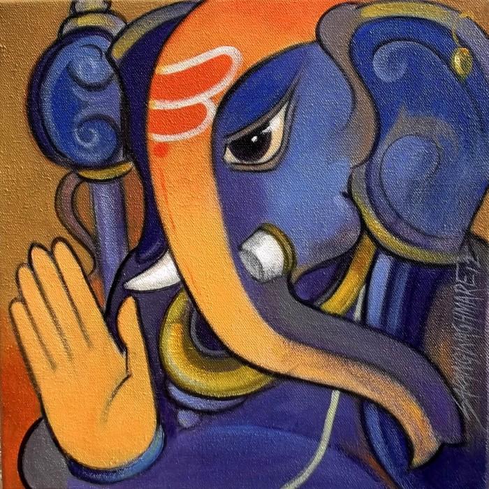 Красота индийской культуры. Sarang Waghmare 7