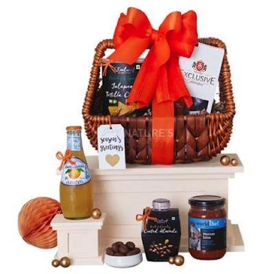 unique diwali gift hamper