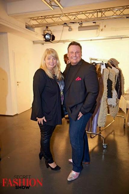 Markus Mensch sabine emmerich alpini secret fashion show munich