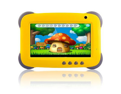 Fusion5® KD077 Seven Inch Kids Tablet
