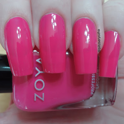Zoya Brynn One Coat Swatch