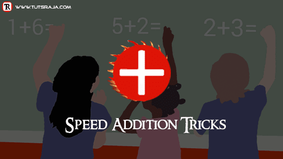 Speed Addition Tricks