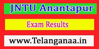 JNTU Anantapur B.Tech 2nd Year 2nd Sem (R13) Regular - Supply May 2016 Exam Results