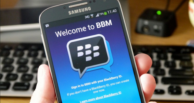 How to Change the Font Size on BBM Chat (Easy step)