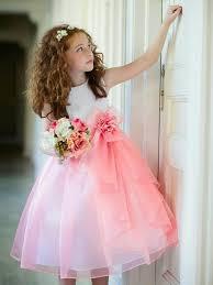 vestido para criança casamento