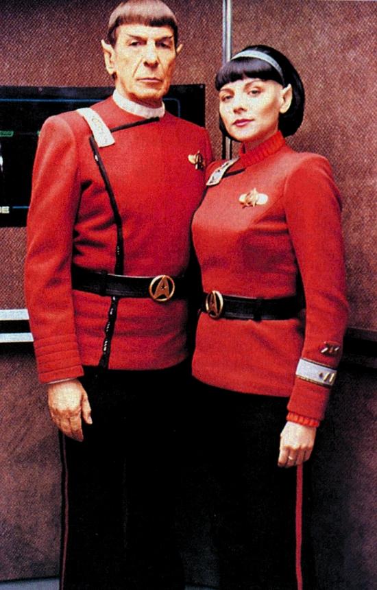 Kim Cattrall Star Trek 31