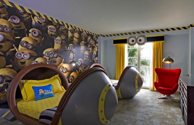 Hotéis - Crianças sem pagar