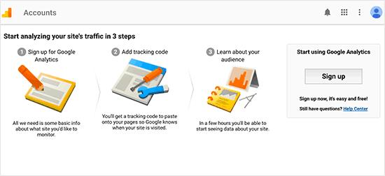 Steps to Install Google Analytics in Wordpress