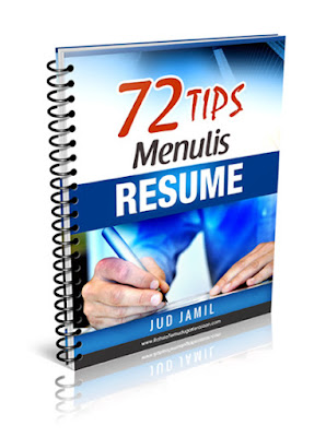 72 Tips Menulis Resume