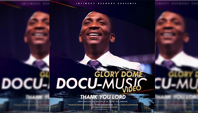 "Dr. Pastor Paul Enenche offers up thanksgiving in a new single ""Thank You Lord"""