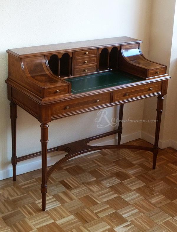 Retroalmacen tienda online de antig edades vintage y for Muebles para computador de mesa