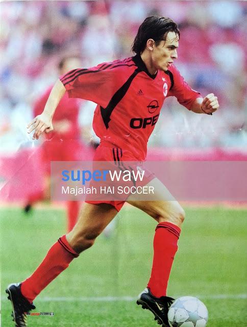 Filippo Inzaghi (AC Milan 2001)