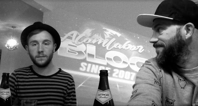 NULL Vorurteile. Einfach probieren | Unsere OeTTinger Storys als VLOG - Wozu braucht ein gutes Bier ein Segelschiff? - Wozu braucht ein gutes Bier ein Prickeln in die Bauchnabel?