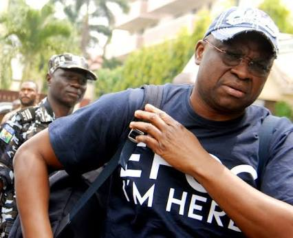 Fayose's Lawyer Reveals What He's Doing To Get Him Out
