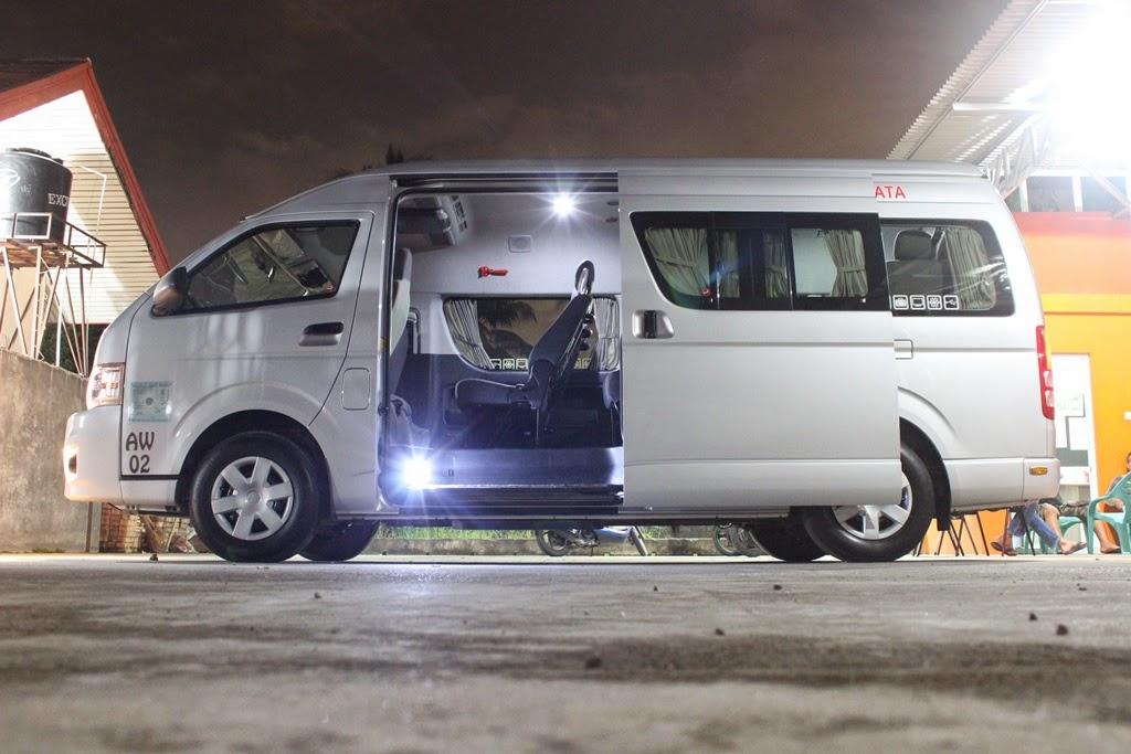 Rental Mobil Minibus Pekanbaru