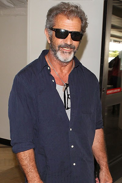a new image of Mel Gibson