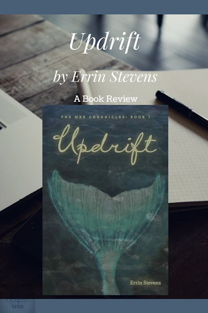Updrift by Errin Stevens a Book Review on Reading List