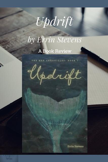 Updrift by Errin Stevens a Book Review on Reading List