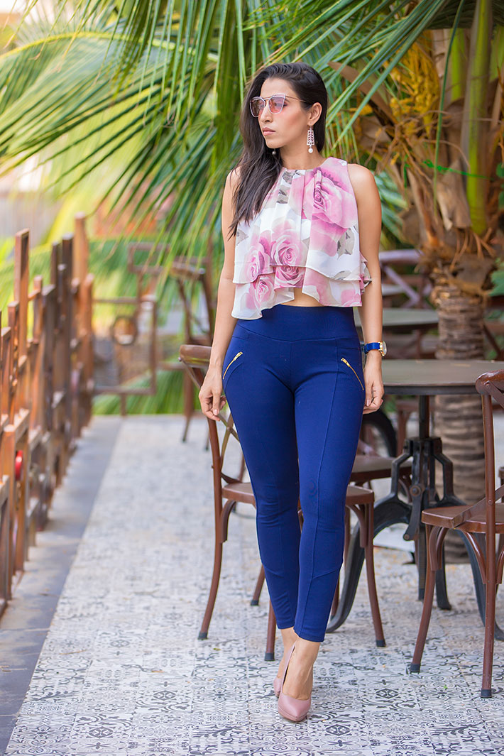 Style Tips On How To Wear High Waisted Jeans Stylish By Nature By Shalini Chopra India