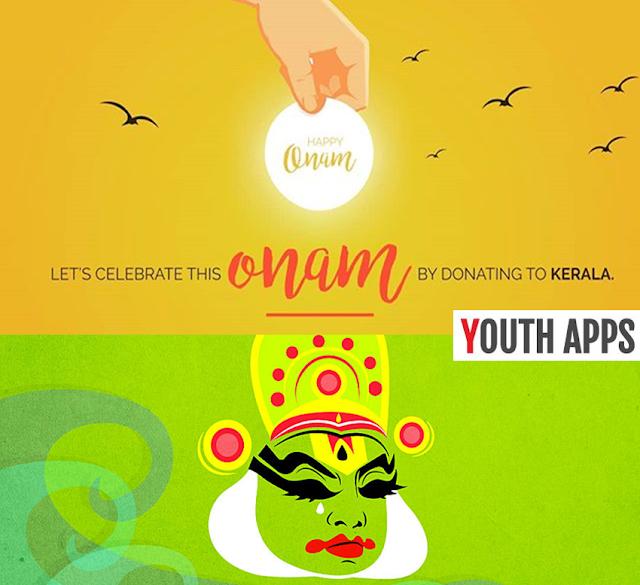 Onam & Kerala Floods 2018 - Youth Apps