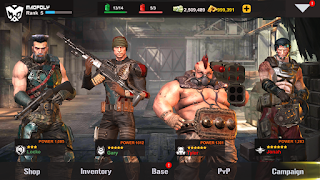 Dead Warfare Zombie MOD APK Unlimited Money Terbaru 2017