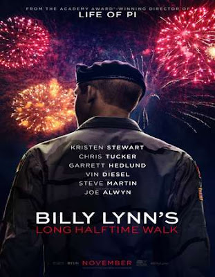 Poster Of English Movie Billy Lynn's Long Halftime Walk 2016 Full HDTC Movie Free Download Watch Online