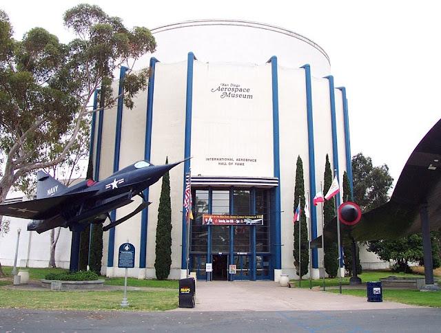 Museu San Diego Air Space em San Diego