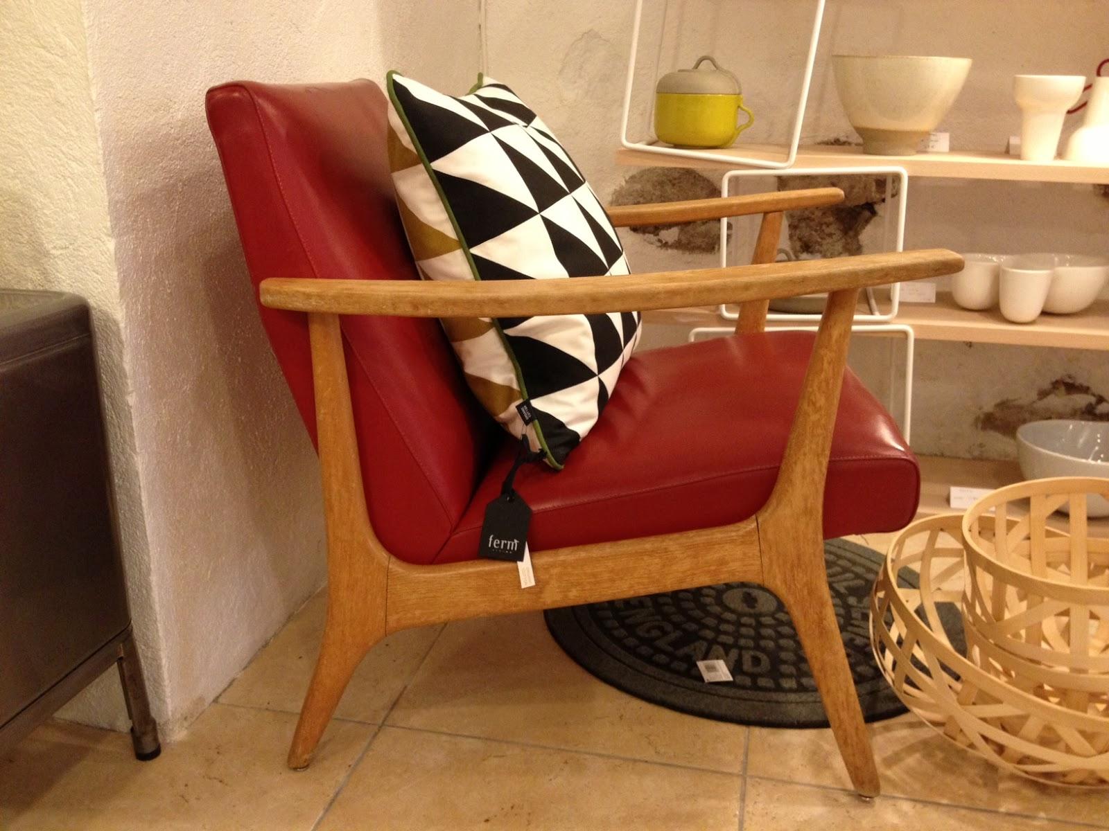 fauteuil vintage la maison de marie et jules magasin d co strapha l. Black Bedroom Furniture Sets. Home Design Ideas