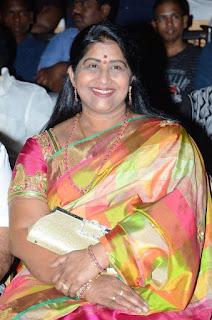 Actress Kavitha Stills in Saree at Premikudu Movie Audio Launch  0003.jpg