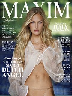 Revista Maxim USA – Octubre 2016 PDF Digital
