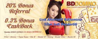 Link Alternatif BdDomino Situs Judi Bandar66