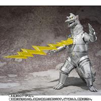 Preview del  S.H. MonsterArts de Mechagodzilla - Tamashii Nations