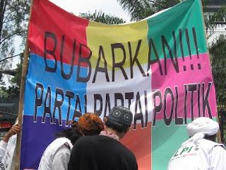 Partai Politik Banyak Kehilangan Kepercayaan Publik