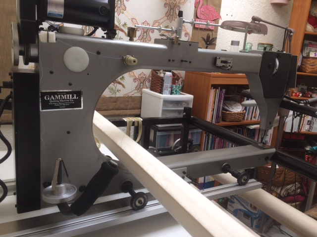 SAQA NEW MEXICO: LONG ARM QUILTING MACHINE FOR SALE - PRICE CHANGE : gammill long arm quilting machine price - Adamdwight.com