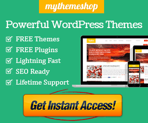 get free theme for your wordpress blog