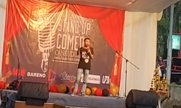 persiapan stand up comedy
