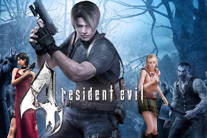 How to Free Download Game Resident Evil 4 for Computer or Laptop