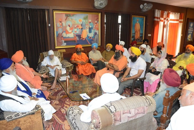 The Purpose of Celebrating the Centuries means to follow the Teachings of the Gurus:- Sant Seechewal