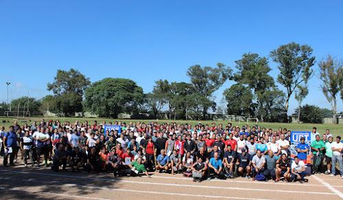 Más de 500 entrenadores se acreditaron para enseñar más y mejor rugby