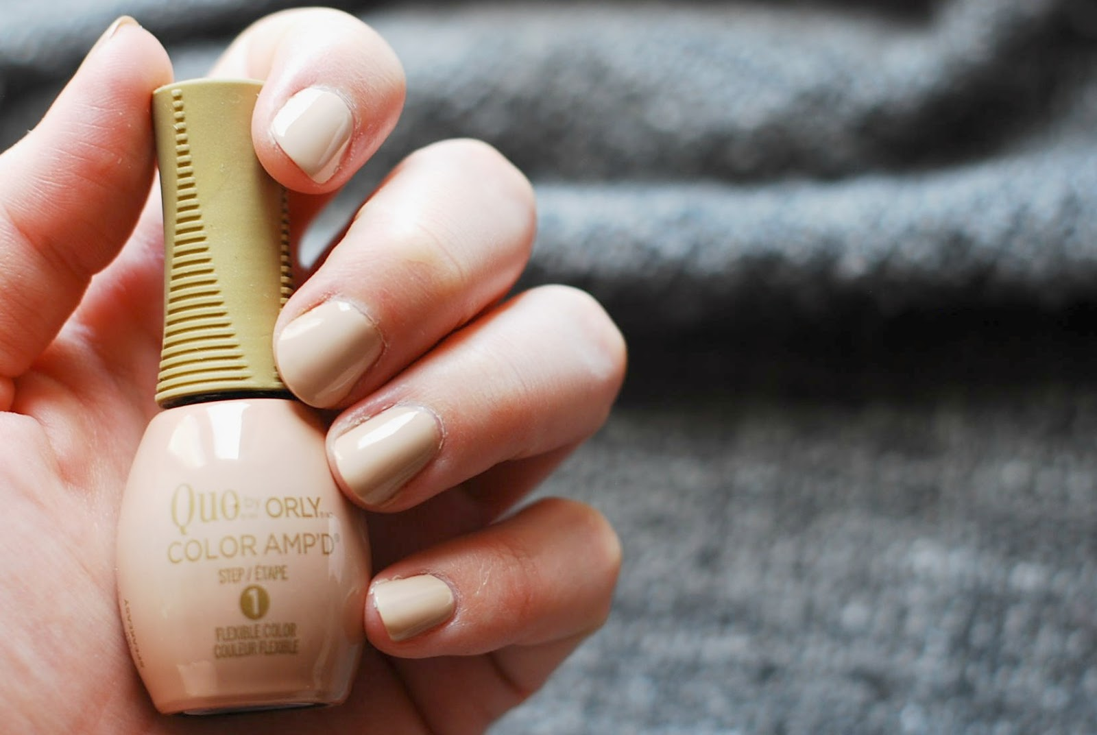 Quo by Orly Color Amp'd nail polish review blog Speakeasy