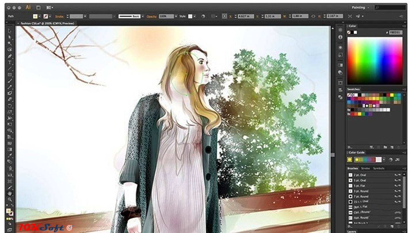 Adobe Illustrator CC 2017 Latest Version Free Download