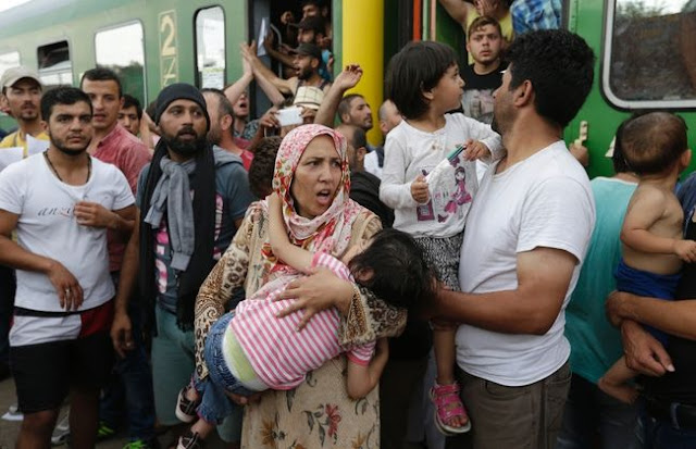 Migrant Crisis: Is It Easier For Celebrities To Show Compassion To The Migrants?