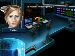 Quasar indie adventure game for PC