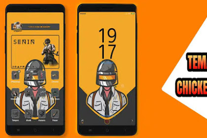 Download the PUBG Theme for Oppo Android ColorOs