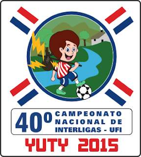 Escudo 40º Campeonato Nacional de Interligas 2015/2016